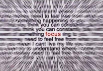 Concentrare pe un singur obiectiv